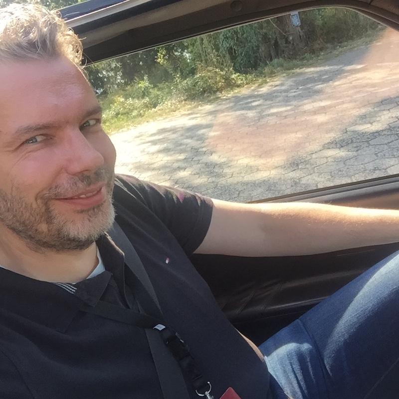 Tom im VW Golf GTI G60